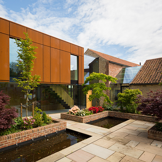 Yorkshire Farm Conversion shortlisted for RIBA Yorkshire regional awards 2020