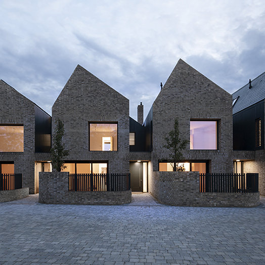 Woodside Mews wins RIBAJ 'Best on Show' vote